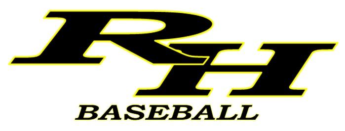 RH Baseball logo