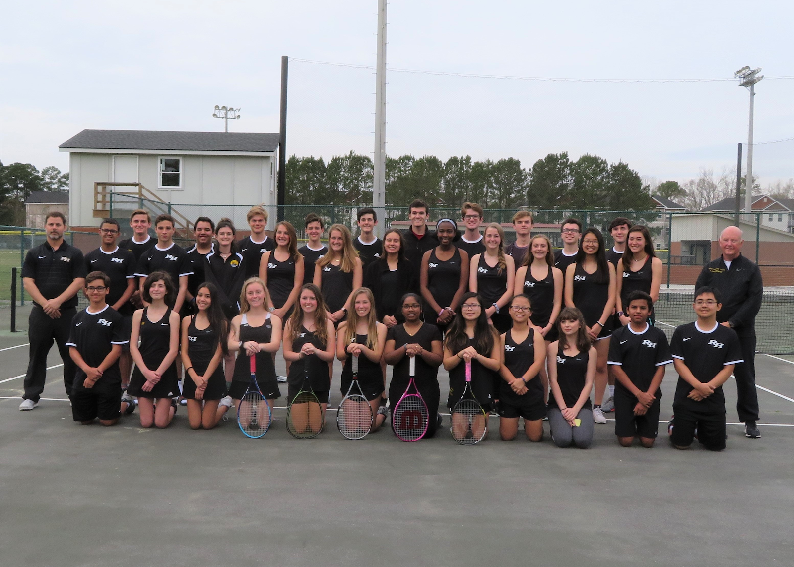 Boys and Girls teams together