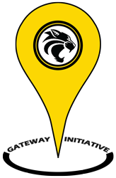 Gateway Initiative Pin