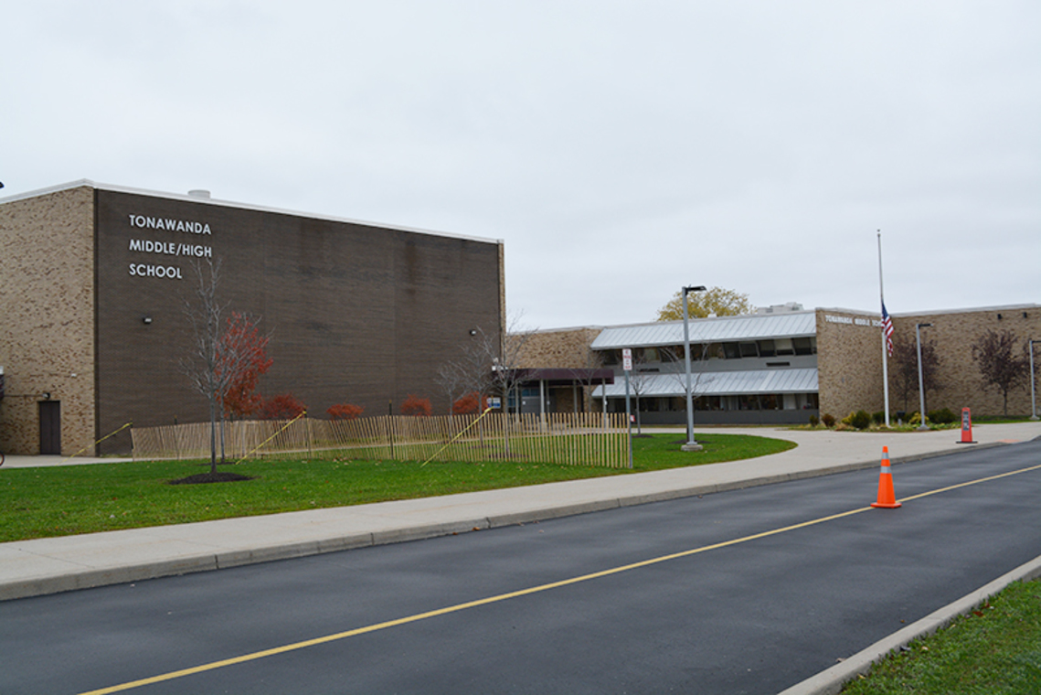 Middle/High School building