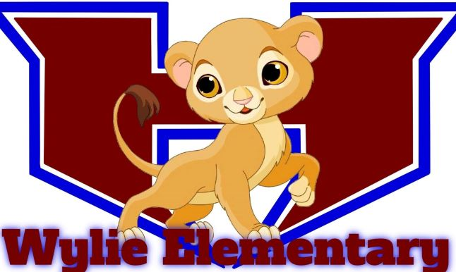 Wylie Elementary School--Home of the Lions!