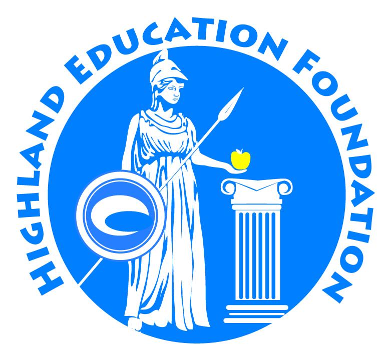 HIGHLAND EDUCATION FOUNDATION logo