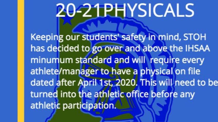 20-21 physicals