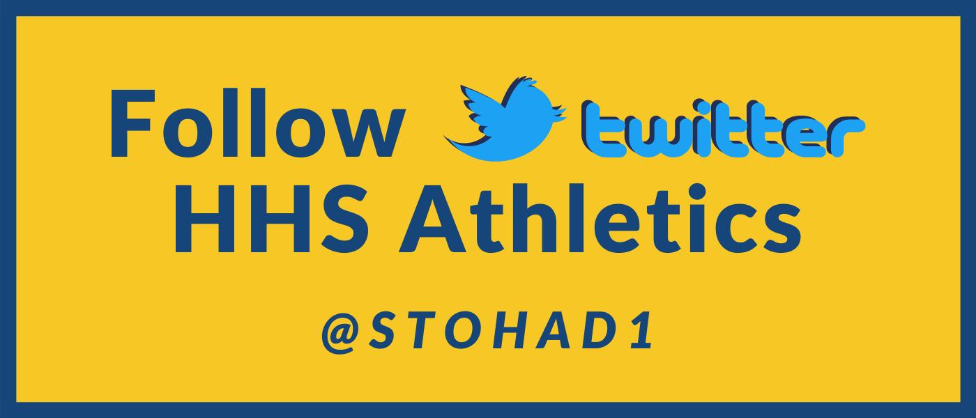 Follow Twitter HHS Athletics