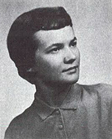 Dr. Bonnie L. Svarstad '60