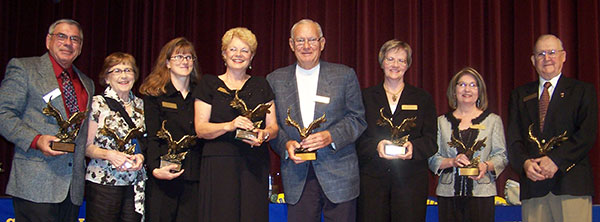 Aberdeen Central High School Hall of Fame Inductees