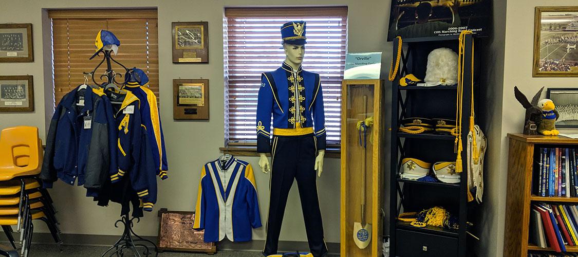 Alumni room