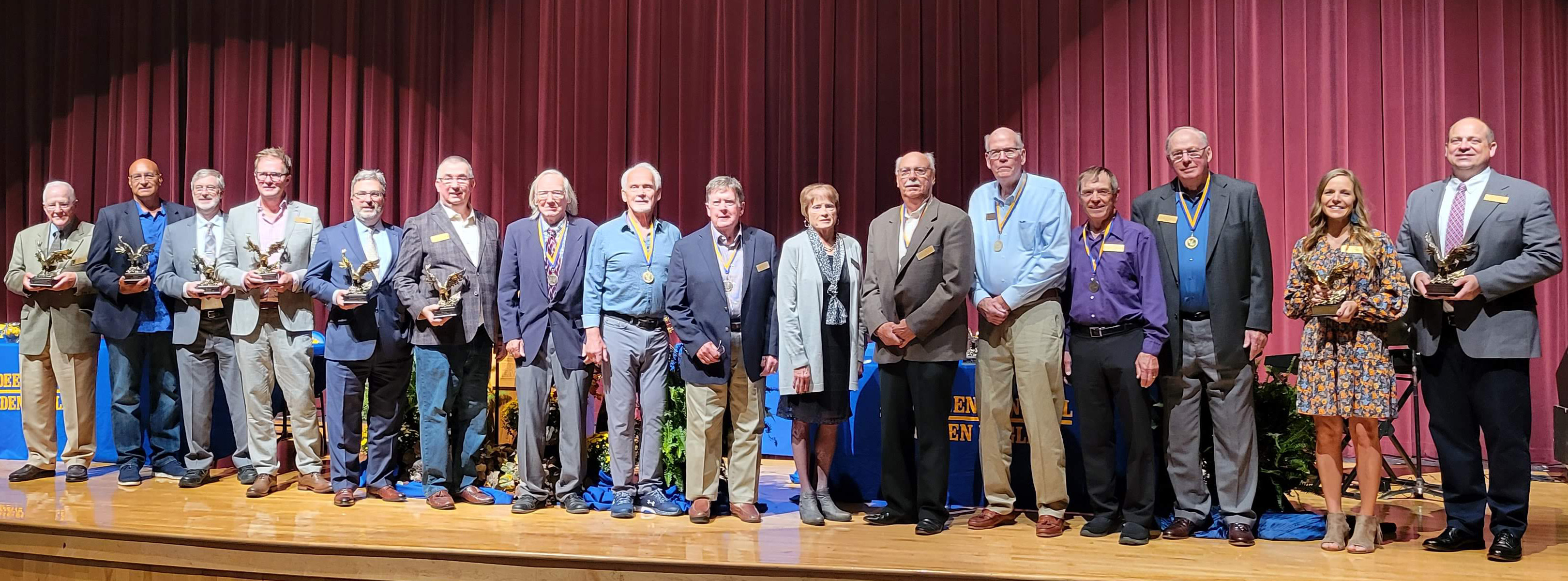 2021 Aberdeen Central Hall of Fame inductees