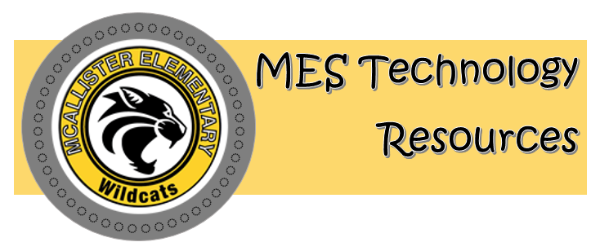 MES Technology Resources