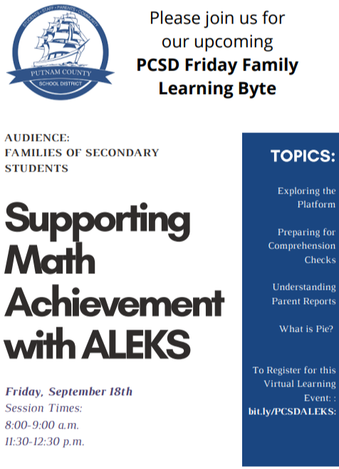 Supporting Math Achievement with ALEKS
