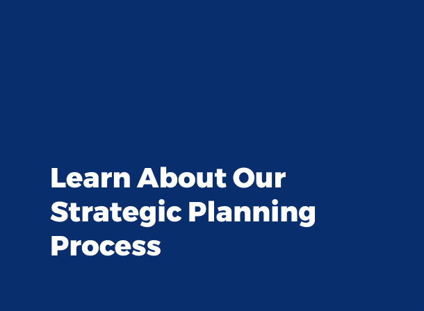 learn about strategic planning process