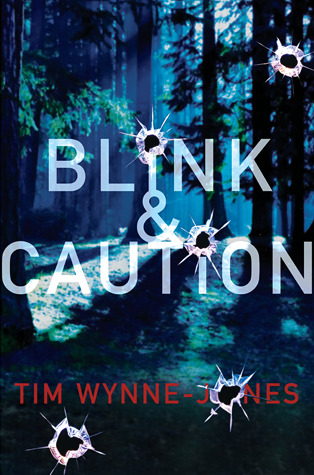 BLINK & CAUTION BOOK COVER