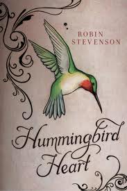 HUMMINGBIRD HEART BOOK COVER