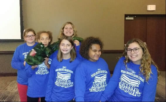 2017 Battle of the Books teams