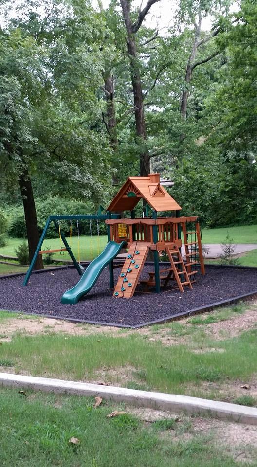 Love Your Block playground 2