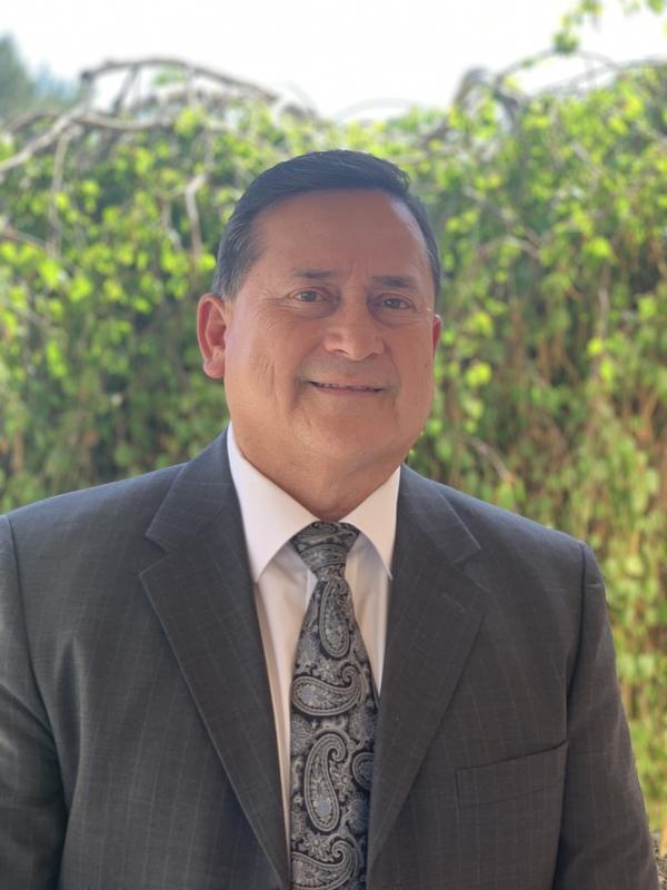 Mr. Elizondo Superintendent, Touchet School District