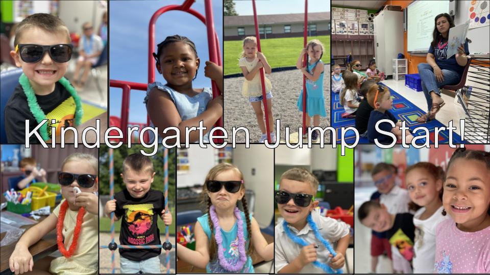 Kindergarten Jump Start
