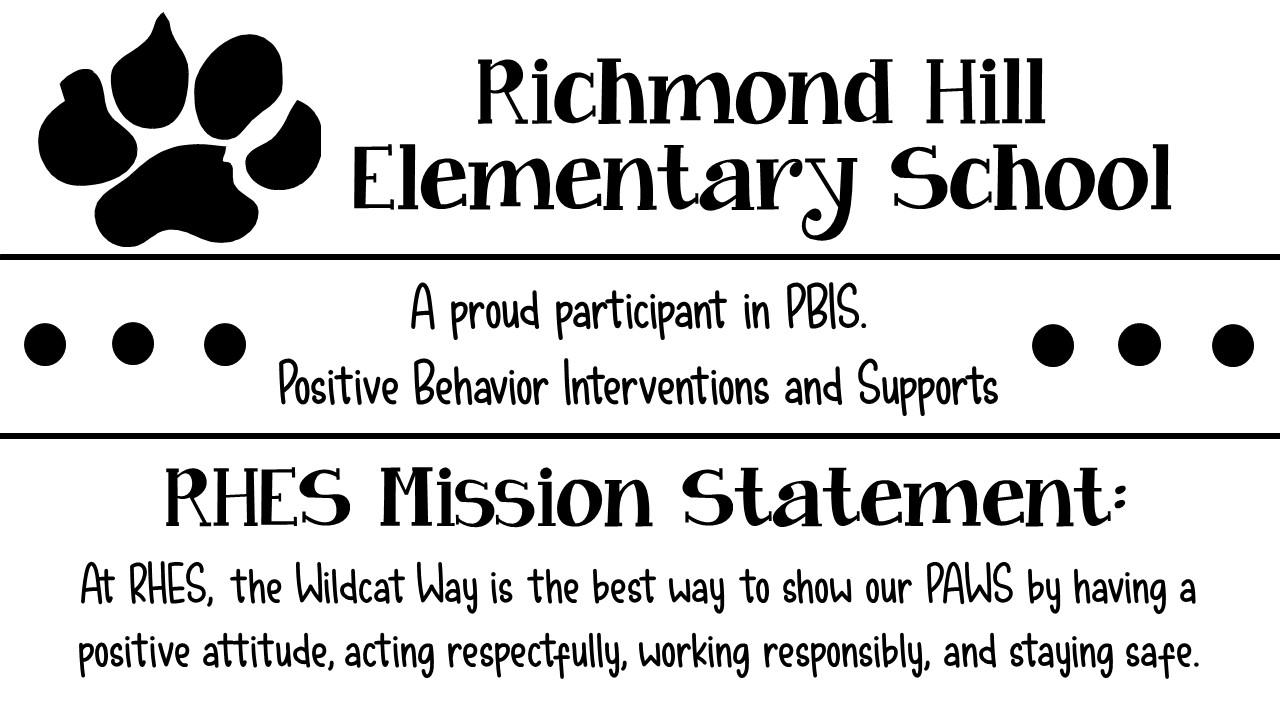 RHES Mission Statement