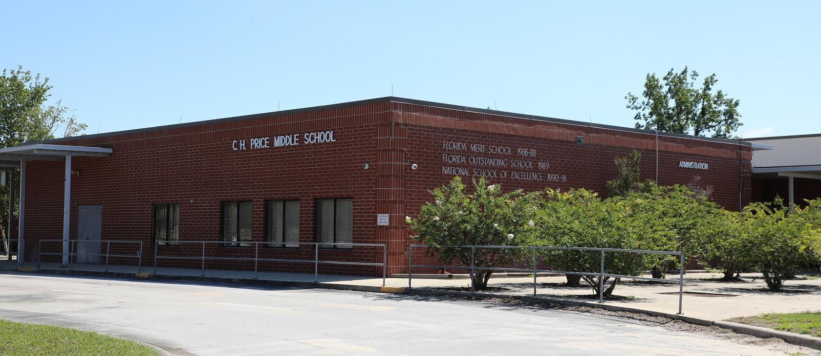 C H Price Middle School
