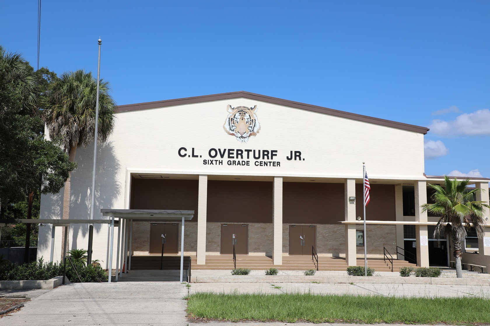 C L Overturf 6th Grade Center
