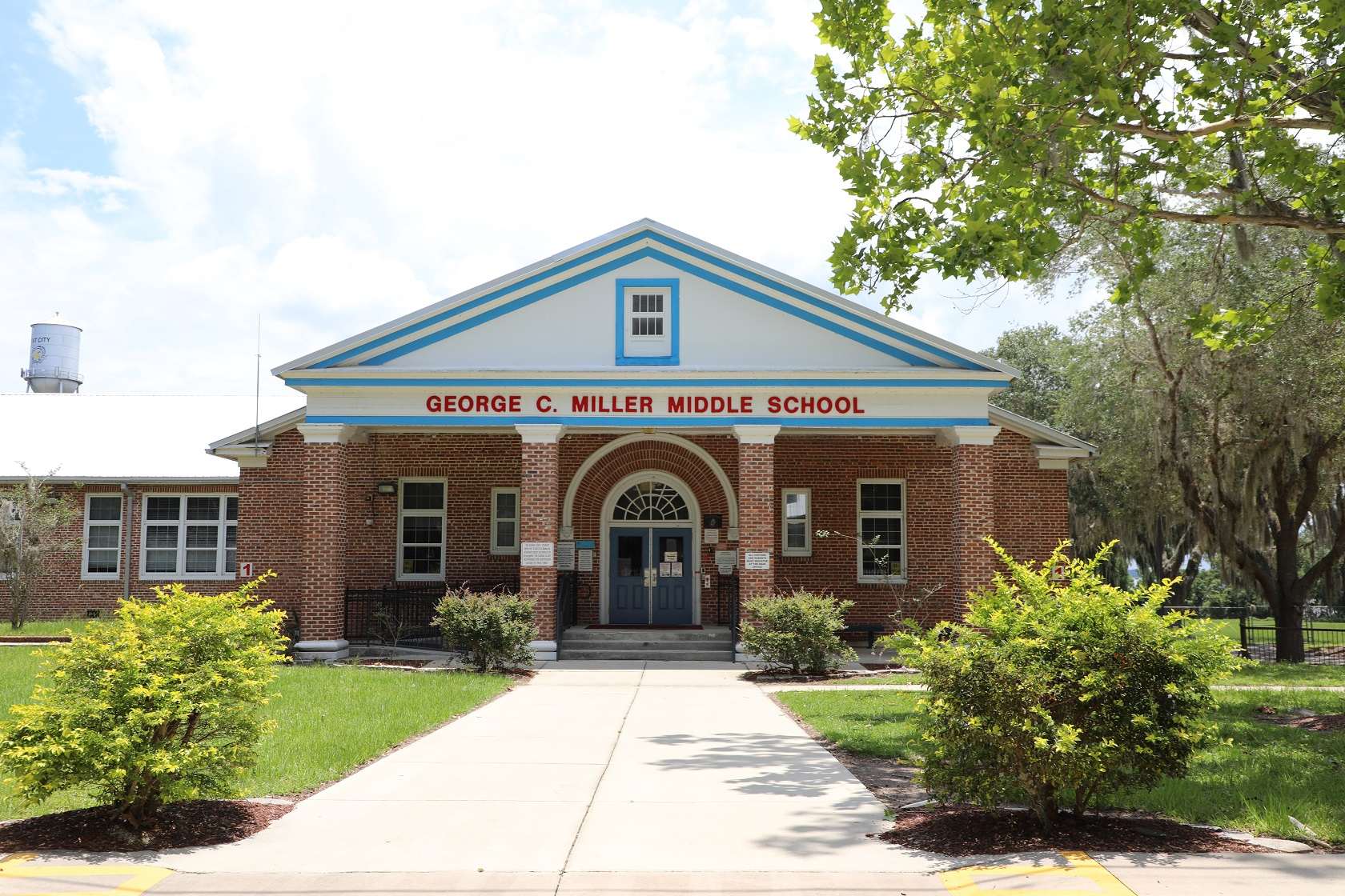 George C Miller Middle School