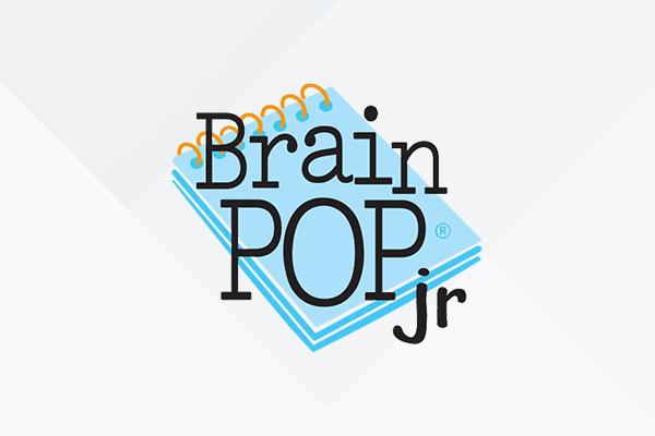 BrainPOP Jr logo