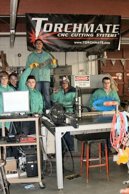 TORCHMATE CNC PLASMA CUTTING SYSTEM