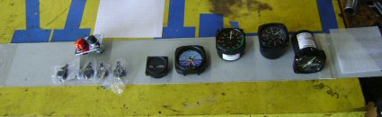 Aviation Gauges from Falcon Instruments