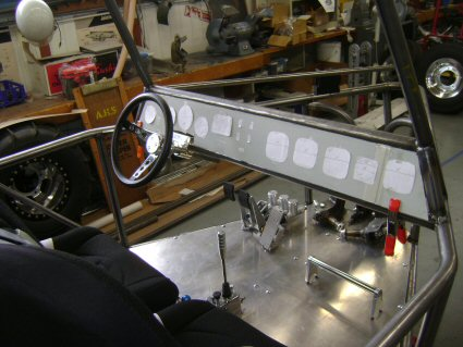 aviation gauges and template