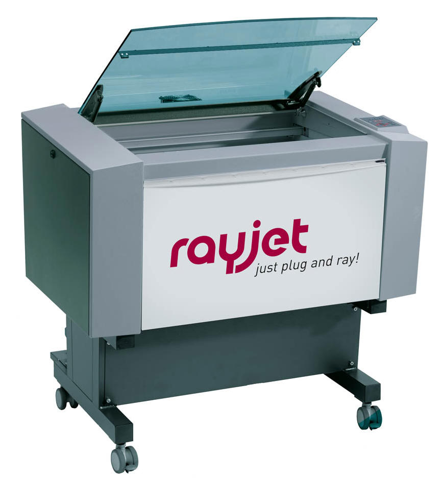 RayJet 300 Laser Cutter and Engraver 80W by Trotec