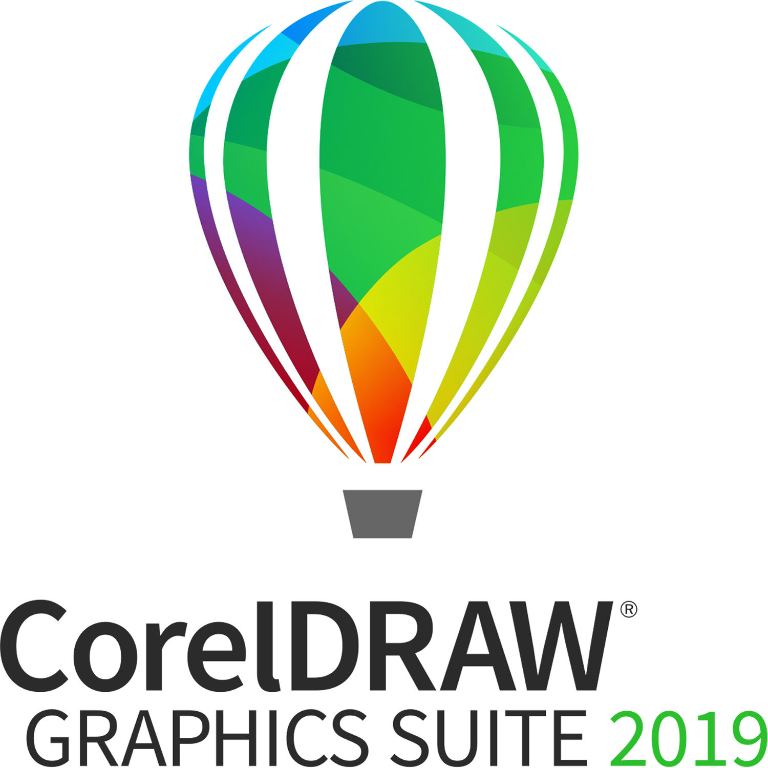 Corel Draw 2019 Suite for advanced Graphic Design projects and Large format Printer applications
