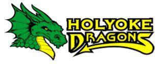 holyoke dragons school logo