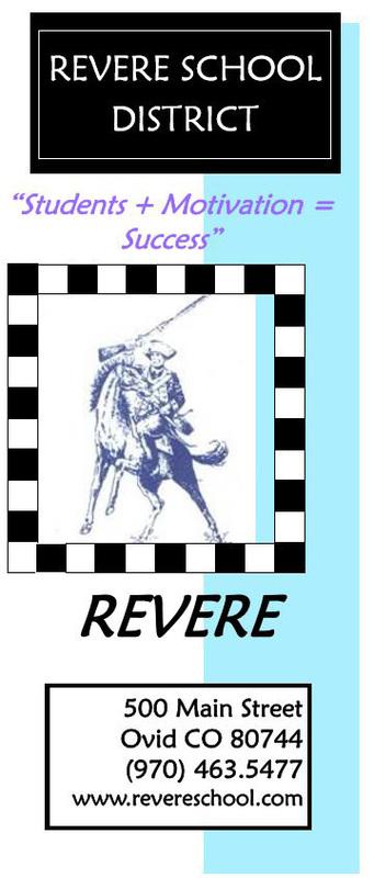 Revere School District banner