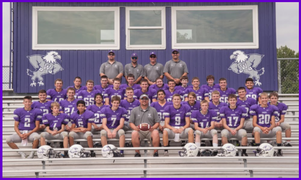 picture of the football team