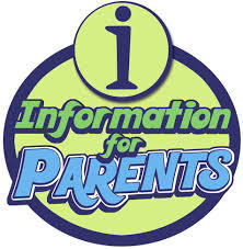 information for parents graphic