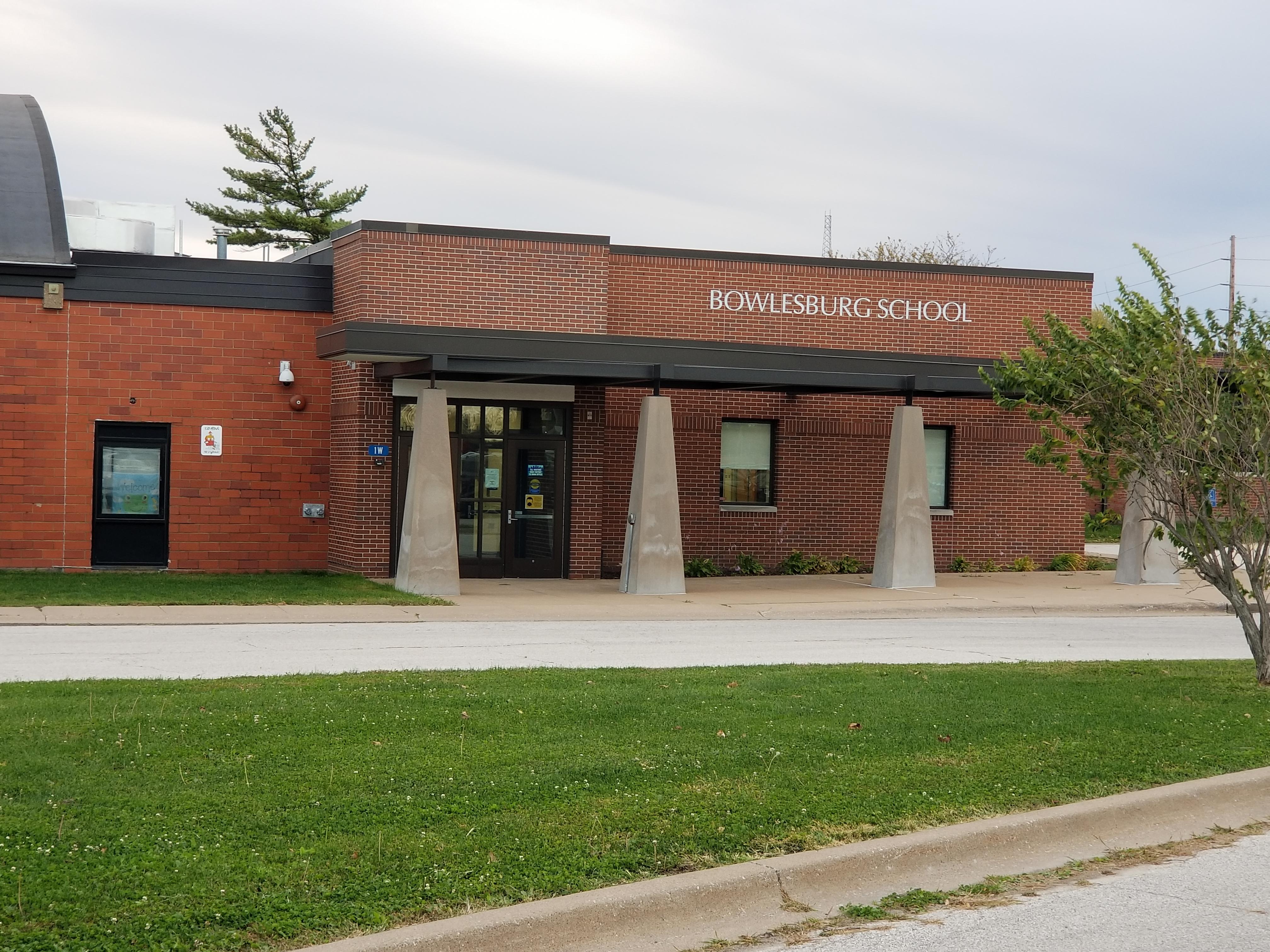 Bowlesburg Main Entrance