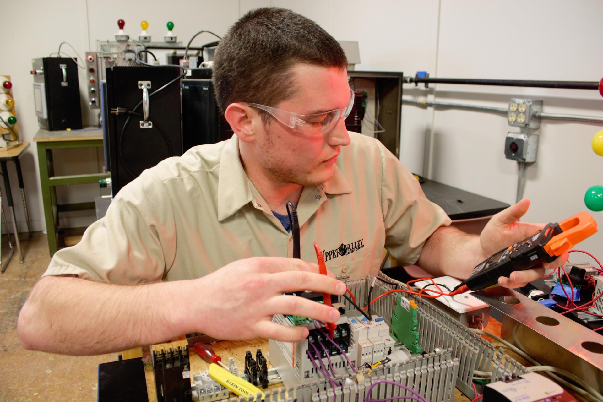 Advanced Manufacturing Maintenance