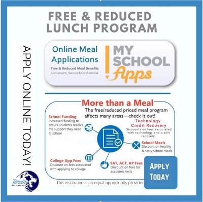 Free/Reduced Application