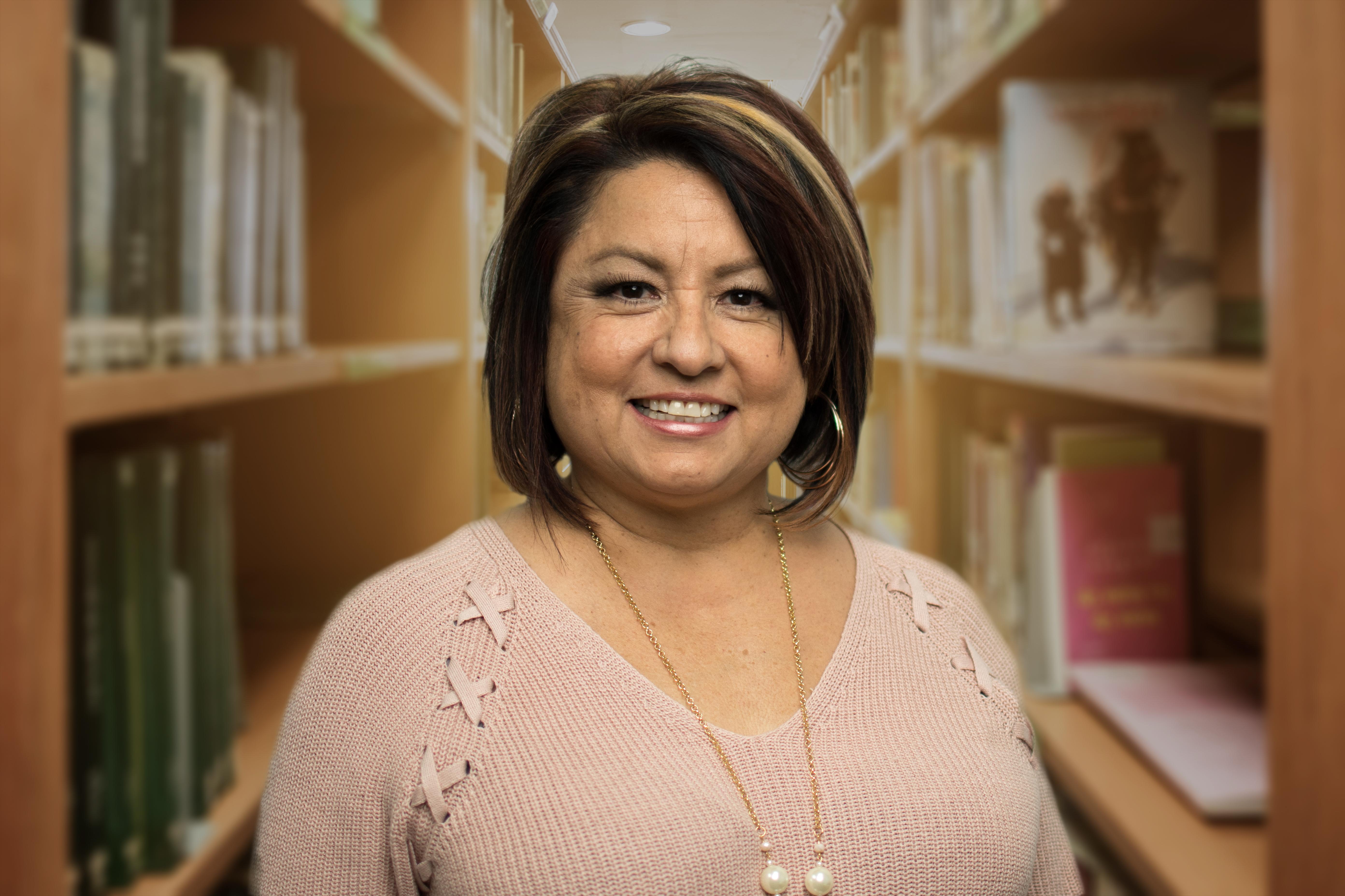 photo of Mrs. Gracy Silva Trustee Place #6