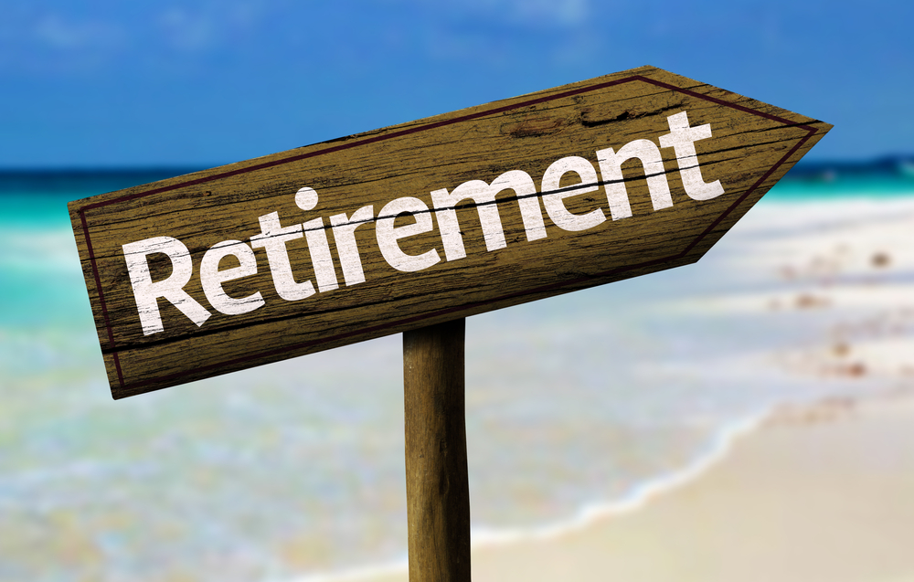 retirement clipart