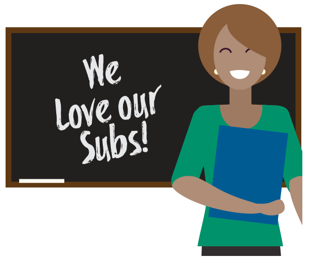 we love our subs logo