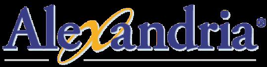 alexandria logo