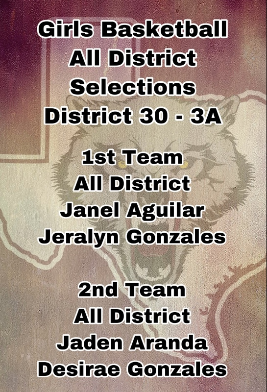 girls basketball all district selections district 30 - 3a