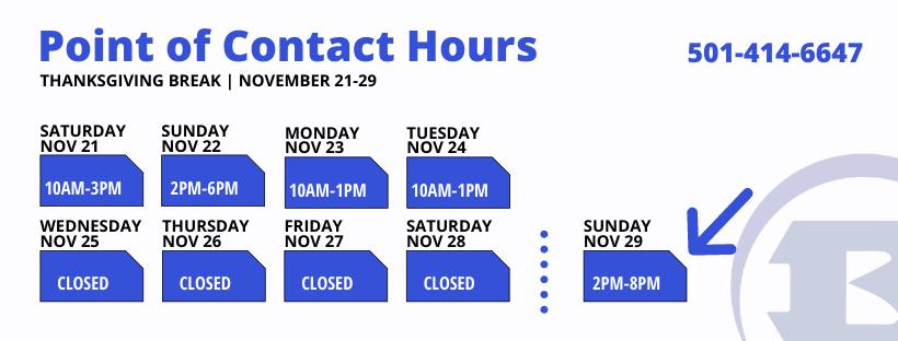 POC Hours