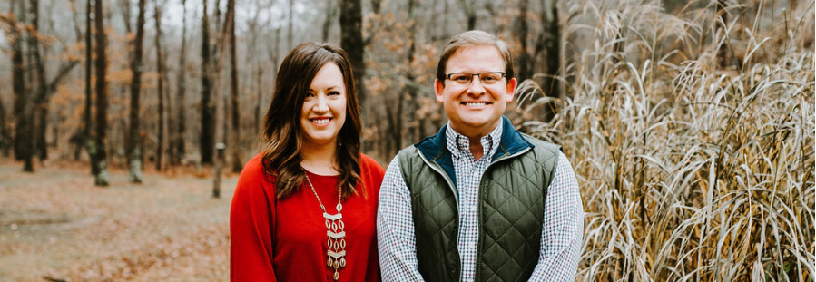 Dr. Justin B. Franks and Dr. Sarah S. Lunsford