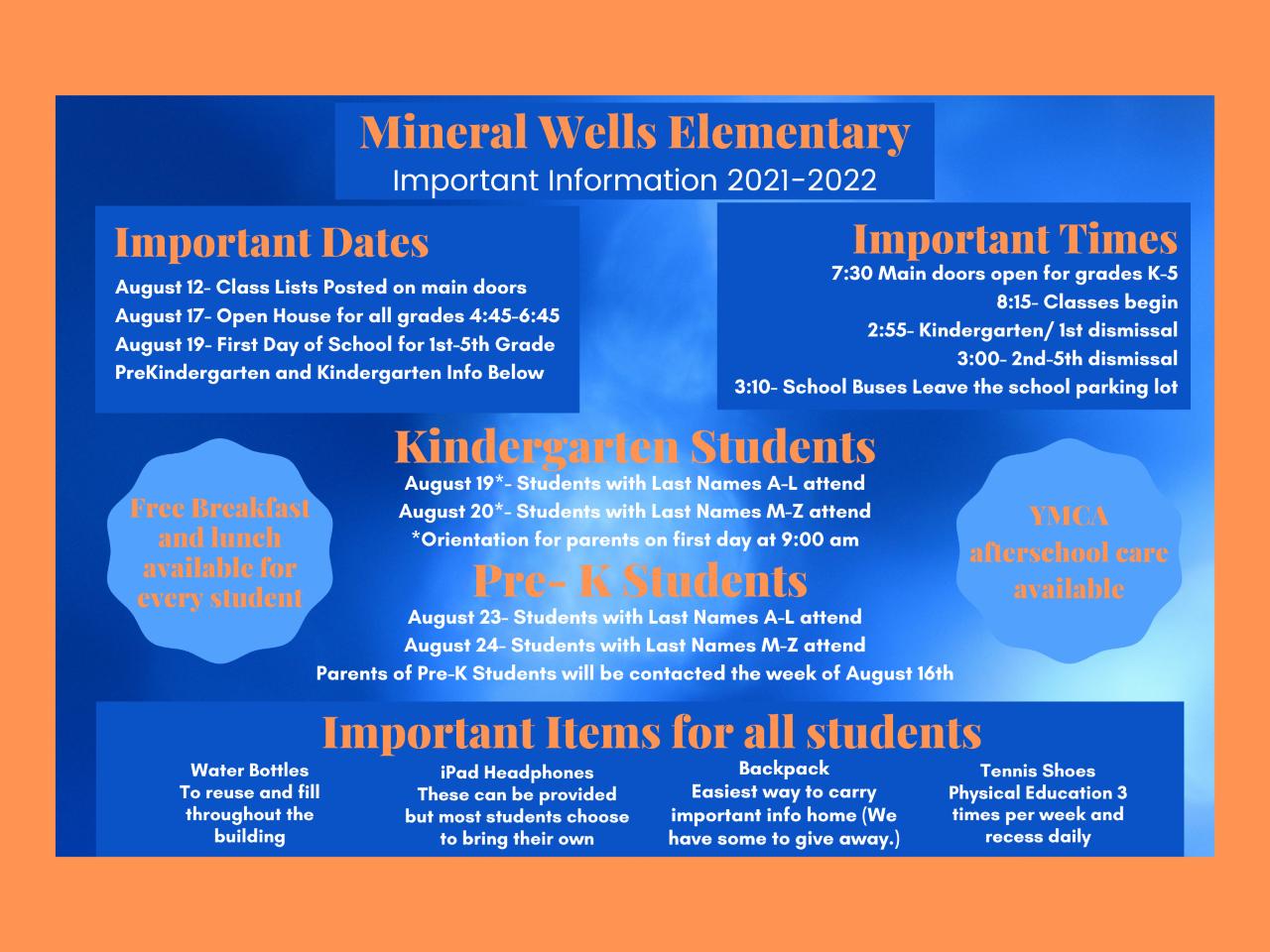 MW Information