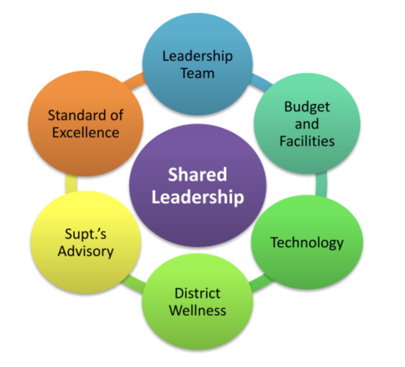 Holyoke Shared Leadership Model