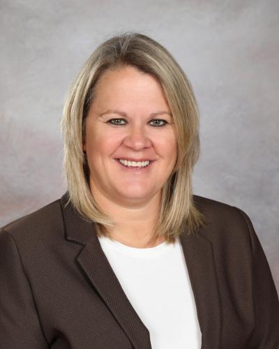 Angela Simpson, Superintendent