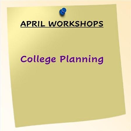 april workshops