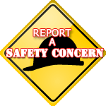 report a safety